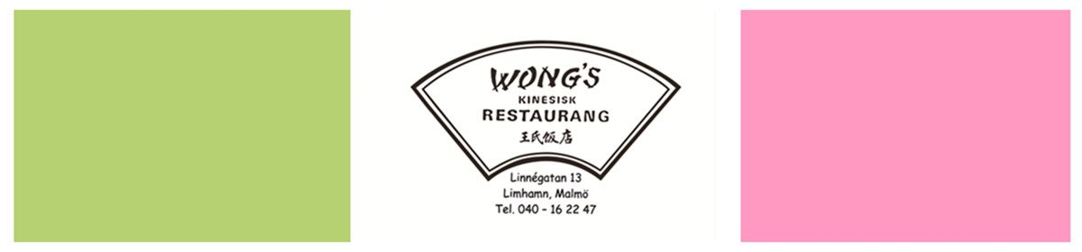 Wongs restaurang